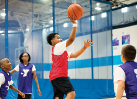 330x240 Thumbnail - Youth Basketball Clinic