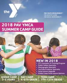 2018 Camp Guide Cover